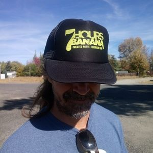 7 Hours of the Banana Crested Butte Trucker Hat